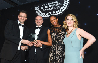 Podiatry firm wins award