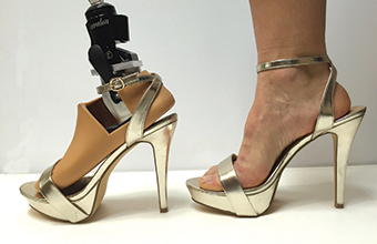 Students design prosthetics that are fit for high heels