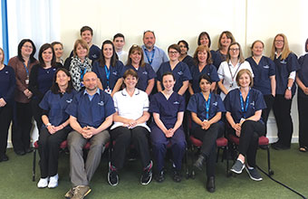 Podiatry service retains customer service mark